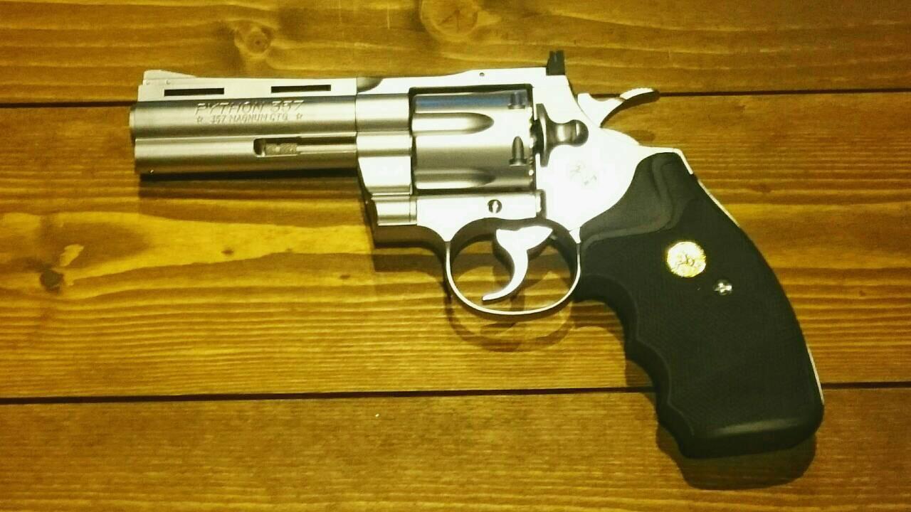 Colt Pythom .357mag