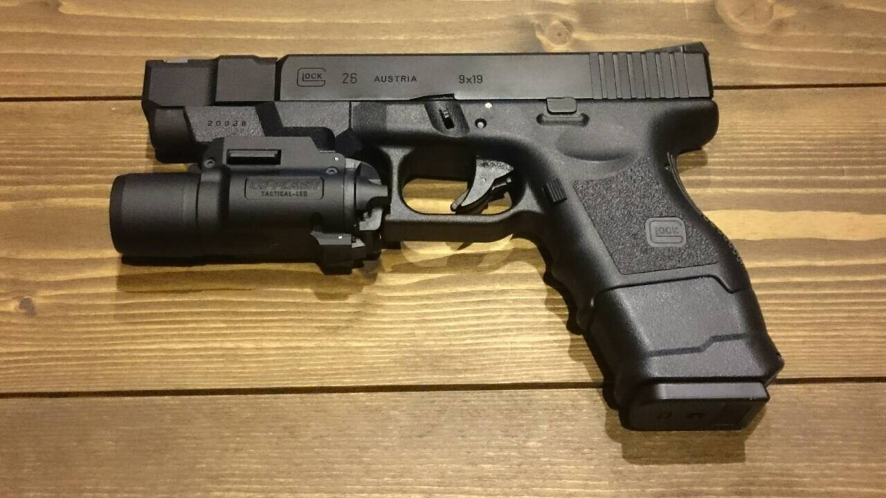 GLOCK26 ADVANCE